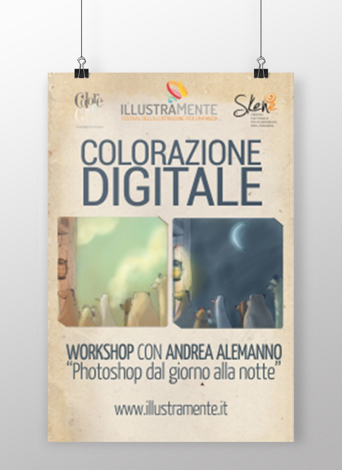 Workshop Andrea Alemanno